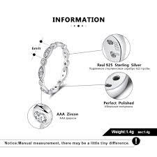 <b>ORSA JEWELS</b> Real <b>925 Sterling</b> Silver Women Rings AAA Cubic ...