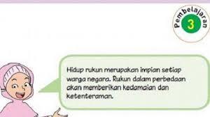 Bersatu kita teguh, tema 2: Kunci Jawaban Kelas 6 Tema 2 Halaman 24 Proklamasi Kemerdekaan Indonesia