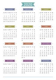 Daily Planner Template 2020 Printable Calendars Download Pdf