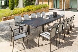 Stunning Table De Jardin Aluminium Extensible Carrefour Gallery Table De Jardin A Rallonges Hyba Alu