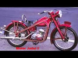 sepeda motor jaman dulu jadul tahun 1900 1960 yang melegenda sai sekarang