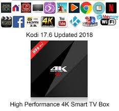 <b>TV BOX</b> LOADED / <b>Kodi</b> / <b>Android</b> Smart <b>TV Box</b> Loaded