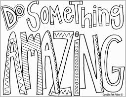 Coloring Pages Printable Coloring Quotes Adult Pages With Best Of