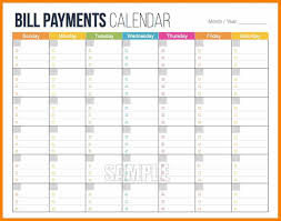Excel Monthly Bill Tracker Monthly Expenses Template Excel Receipt Bill Tracker Free Format