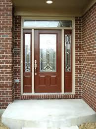 paint fiberglass door look like wood paint fiberglass front door entry doors how to a look