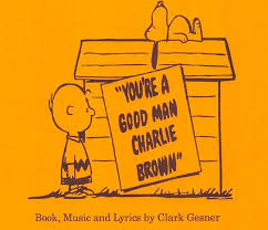 Image result for You're a good man charlie brown