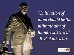 Great Inspirational Quotes Impressive 48 Brilliant Quotes And Thoughts By Ambedkar Ambedkar Quotes On