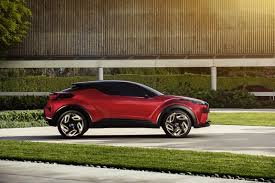 new car releases 2016 usaToyota CHR Coming To New York But As A Concept