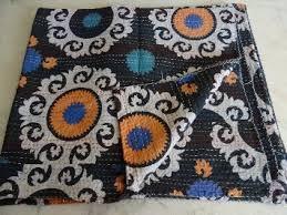 Cheap Gudari Quilt, find Gudari Quilt deals on line at Alibaba.com & Get Quotations · Tribal Asian Textiles Black Handmade Ikat Kantha Quilt  Blanket Quilted Throws,ralli,gudari Handmade Adamdwight.com