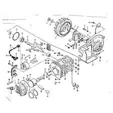 mcculloch mcculloch gasoline kart engine parts model mc8 sears powerhead