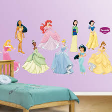 dark decoration disney princesses wall decals steps furniture white contemporary employ matched materials colors canada disney