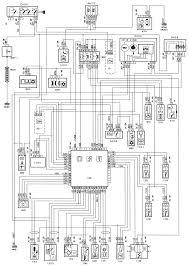 peugeot 306 engine type tu3jp l3 injection ignition sagem sl schematic diagrams