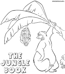 Small Picture Download Coloring Pages Jungle Book Coloring Pages Jungle Book