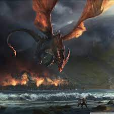 Cool Dragon Ipad Wallpaper
