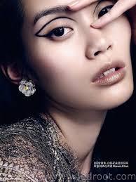 jed root makeup artists maxine leonard editorial vogue china david slijper