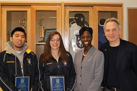 Outstanding athletes at Lakehead Orillia recognized with new Achievement  Award | Lakehead University