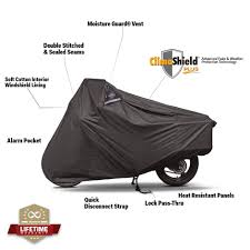 Dowco Weatherall Plus Motorcycle Cover At Adventure Touring