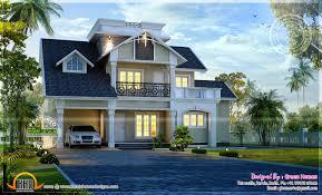 June  Kerala Home Design And Floor Plans - Green home design