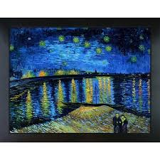 vincent van gogh x27 starry night over the