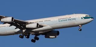 Cathay Pacific Flight Information Seatguru