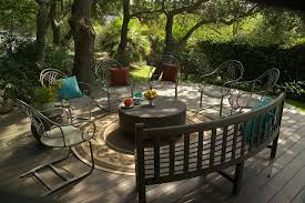 smith and hawken patio furniture Exterior with