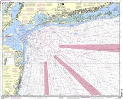 Noaa Navigation Charts Details About Noaa Nautical Chart 12326 Approaches To New York Fire Lsland Light To Sea Girt