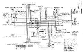 honda cb motorcycle wiring diagram automotive wiring diagrams more diagram like honda cb 100 motorcycle wiring diagram