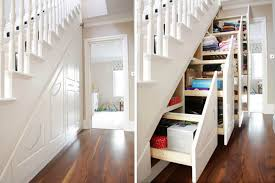 Creative space saving furniture Apartment Understairs Storage Ezen Furniture Pixelpush Design