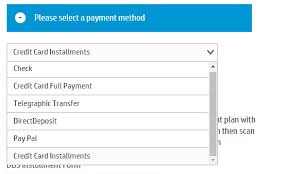 Credit Card Payment Plan Instructions Interest Free Installment Payment Plan