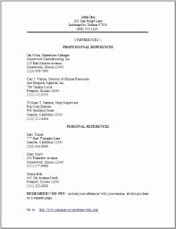 Professional References List Template Resume Reference Page Template Unique Resume Reference Page Template 53