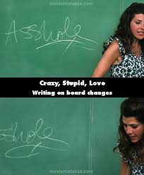 Crazy Stupid Love Quotes Classy Crazy Stupid Love 48 Movie Mistake Picture ID 48