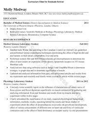 Template Impressive Grad School Resume Templates For Your Graduate