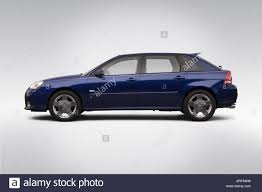 2007 Chevrolet Malibu Maxx SS in Blue - Drivers Side Profile Stock ...