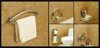 bathroom safety bars placement creative decoration