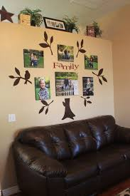 diy family tree wall decal design idea and decorations vinyl contemporary ideas design