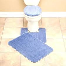plush bathroom rugs thick and big hotel washable