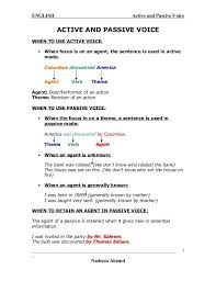 Best 25+ Active and passive voice ideas on Pinterest | The active ...