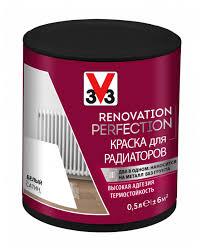 <b>Краска</b> акриловая <b>V33 Renovation</b> Perfection для радиаторов ...