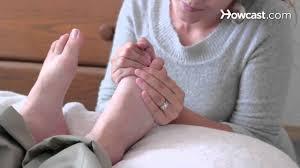 Bbw give son massage