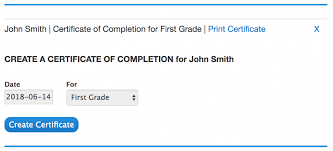 how to make a certificate of completion create certificates of completion and homeschool diplomas with