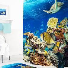 <b>Штора для ванной</b> комнаты 180х200см <b>TROPIKHOME</b> Digital ...