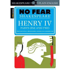 henry iv no fear shakespeare series
