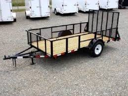 utility trailers for 2 714 listings page 1 of 109 2017 down 2 earth trailers 6x12 2ft expanded sides utility trailer