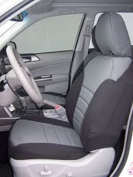 subaru forester standard color seat covers