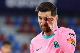 Messi contract situation with Barcelona ...