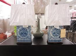 blue and white lamps. Ralph Lauren Blue And White Lamps Antique Chinese Porcelain Lamp