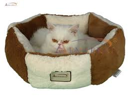 armarkat soft plush cat bed are made in america