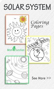 32 Printable Solar System Coloring Pages 83 Free Printable Solar