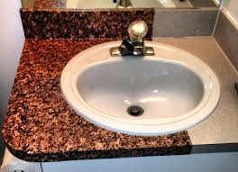 fake granite countertops name granite in 5 easy steps fake granite countertops home depot fake granite