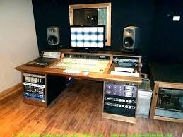 home recording studio desk studio desk home recording desk desk studio desk studio